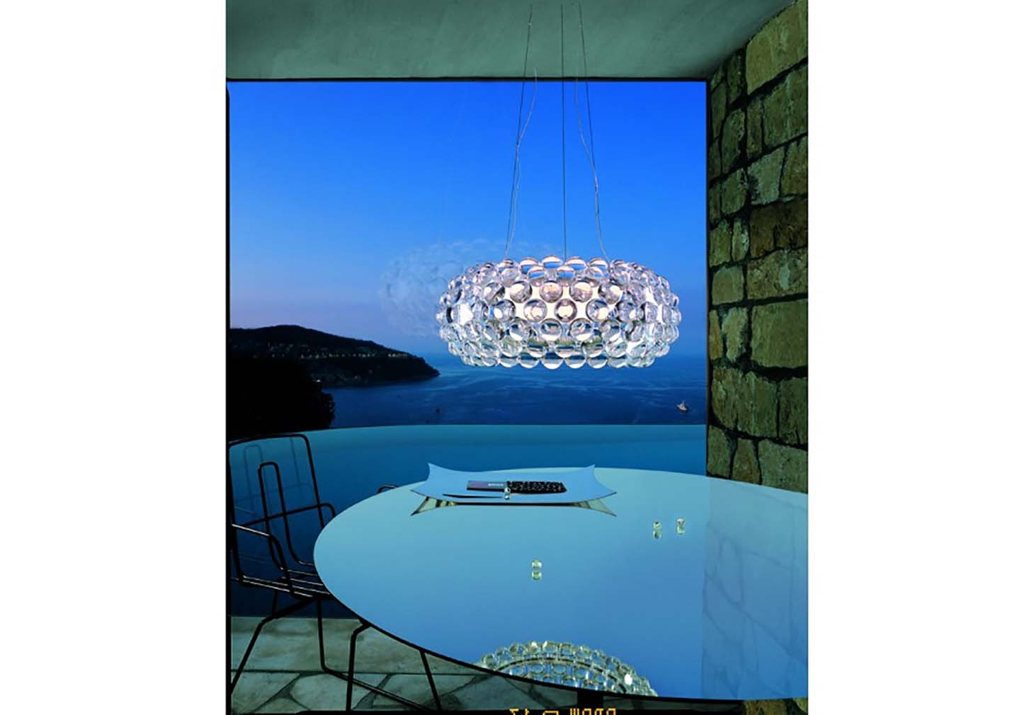 foscarini caboche pendant luminabella. Black Bedroom Furniture Sets. Home Design Ideas
